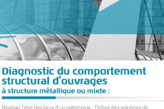 Diagnostic du comportement structural d'ouvrages à structure métallique ou mixte
