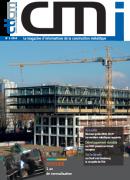 Couverture du magazine CMI 1 2014