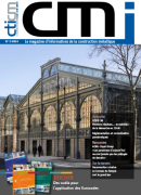 Couverture du magazine CMI 2 2014
