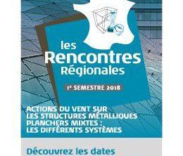 Rencontres Régionales 1er Semestre 2018