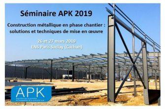 Séminaire APK 2019