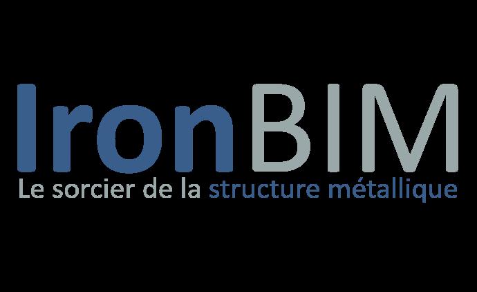 Logo de IronBIM